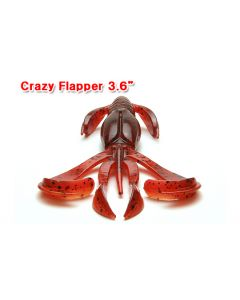 KEITEC Crazy Flapper 3.6 #462 Electric Smoke Crow