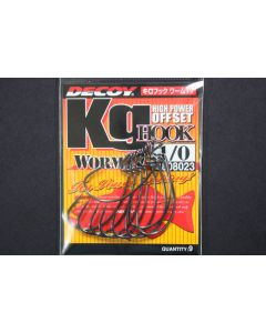 Decoy KG Hook Worm 17 #1/0