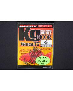 Decoy KG Hook Worm 17 #6
