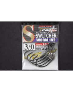 Decoy S-Switcher Worm 102 #3/0