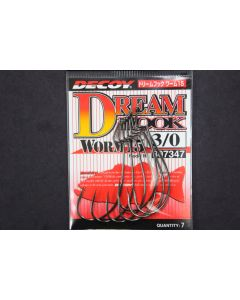 Decoy Dream Hook Worm 15 #3/0