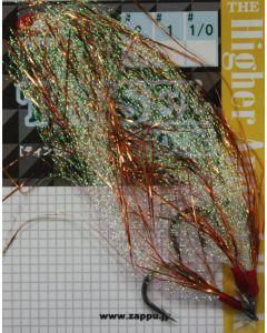 ZAPPU THINSEL HOOK - Copper #1