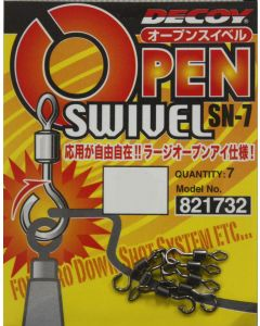 DECOY OPEN SWIVEL SN-7 (S)