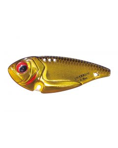O.S.P OVER RIDE 1/2oz - Gold mirror Shad OR05