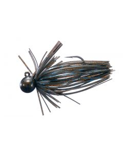 "O.S.P JIG ZERO THREE ""HUNTS"" 3.5g #Dark cinnamon / blue flake S27"