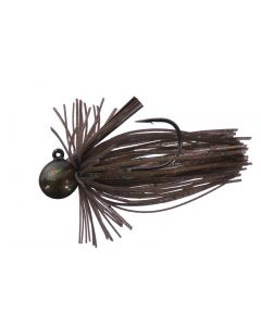 "O.S.P JIG ZERO THREE ""HUNTS"" 14g #KT Dark Smoke Copper & Green Flake S29"