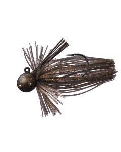 "O.S.P JIG ZERO THREE ""HUNTS"" 14g #KT Dark Smoke Copper Flake S 31"