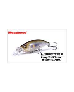 Megabass I x I SHAD TYPE-R