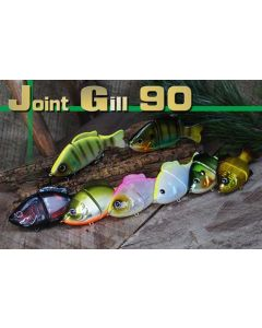 BIOVEX Joint Gill 90 Slow Sinking #77 Blue Gill