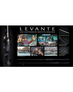 Megabass 2019 LEVANTE F3-611LVS - Spinning 2 pieces model