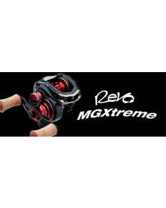 ABU Revo MGXtreme - L (Left Handle)