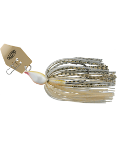 IMAKATSU MOGULLA MOTHCHATTER PERFECTION Super blade 1/2oz #MS182 Golden Shiner