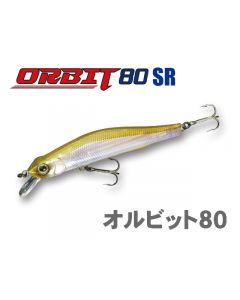 ZIP BAITS ORBIT 80SP-SR