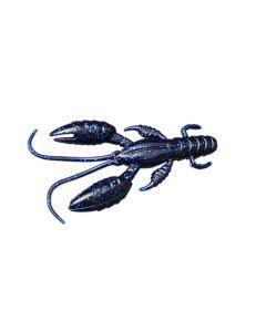 FLASH UNION  UNION CRAW 3.2inch # 010 Dark Blue Claw