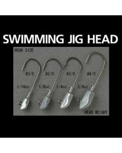 Deps Swimming Jig Head 1/8oz