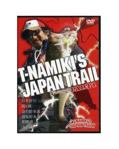 DVD T.NAMIKI'S JAPANTRAIL part.1