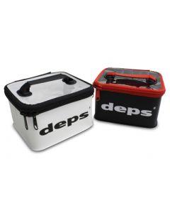 DEPS EVA TOOL BAG M Size - Black/Red