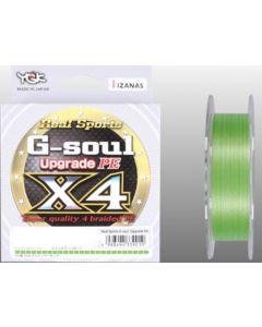 YGK G-soul X4 UPGRADE 150m - 8LB / #0.4