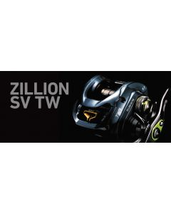 DAIWA 16 ZILLION SV TW 1016SV-SHL(Left)