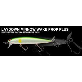 NORIES Laydown Minnow WAKE 110 /& WAKE 110 PROP Large Variety of Colours
