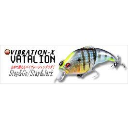 lure VIBRATION-X VATALION Megabus SS Megabass vibration X Valentin Talion s